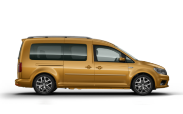 Rent Volkswagen Caddy Maxy