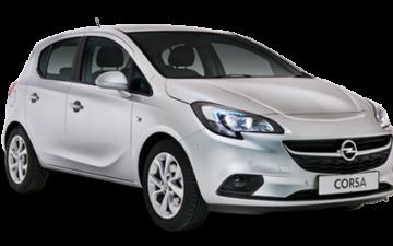 Rent Opel Corsa