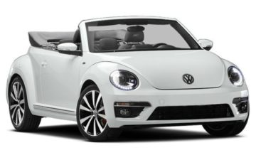 Rent Volkswagen Beetle Cabrio