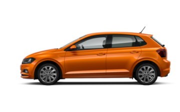Rent Volkswagen Polo modelo 2017